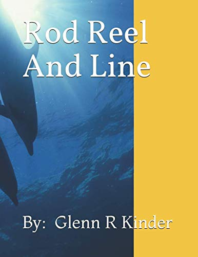Rod Reel And Line (Reef Reel)