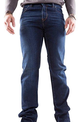 Trussardi Jeans Herren Jeanshose blau blau