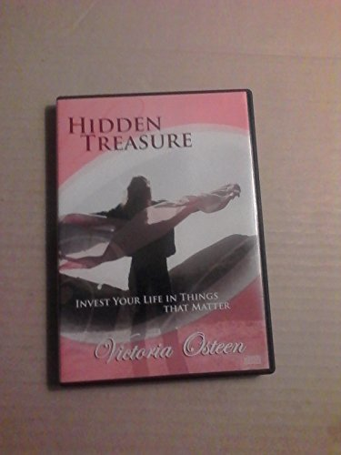 Hidden Treasures: Invest Your Life in Things That Matter Audio Cd Set! Victoria Osteen
