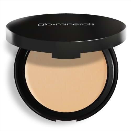 Glo Skin Beauty Minerals Pressed Base Make-up, Golden Light