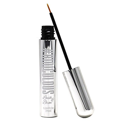 Ridiculous Lash & Brow - Eyelash & Eyebrow Growth Serum | For Fuller, Thicker, More Beautiful Eyelashes & Brows in WEEKS | Tested for Safety & Purity from Ridiculous Lash