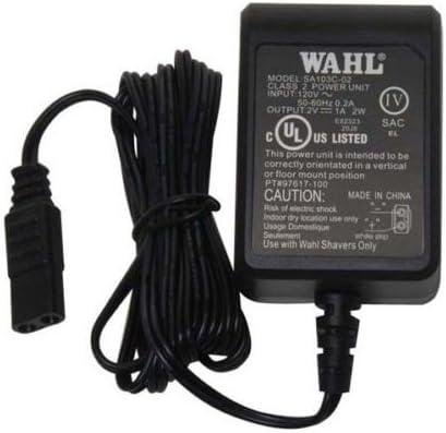 Wahl - Cable cargador para afeitadora: Amazon.es: Belleza