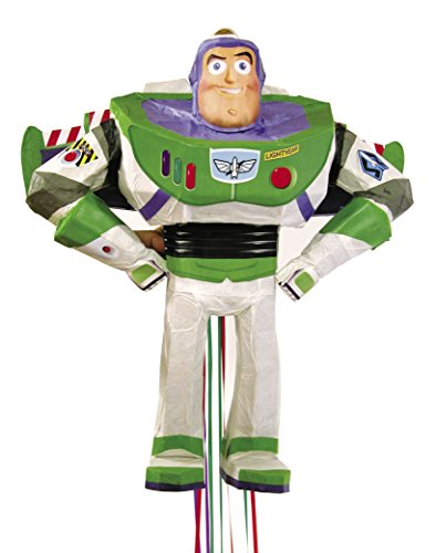 Buzz Lightyear Pinata, Pull -