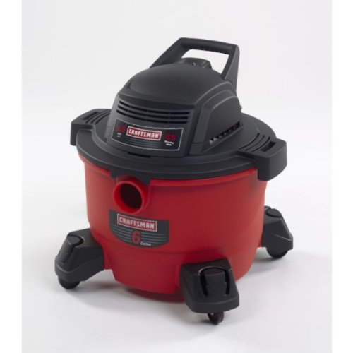 Craftsman Wet Dry Vac Parts >> Craftsman 9-17965 Wet/Dry Vacuum, 6 gallon - Wet-Dry Vacuums - Automotive Parts