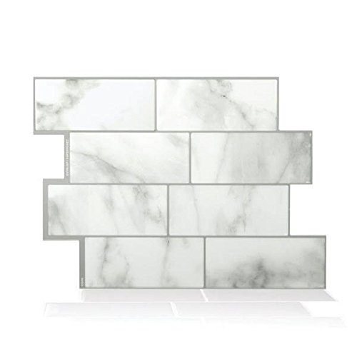 Smart Tiles Sm1080-1 Metro Carrera Decorative Wall Tile