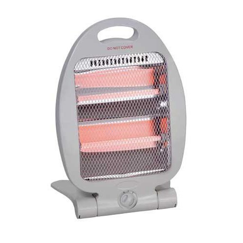 Halogen heater 800 watt 2 heat settings Beck's