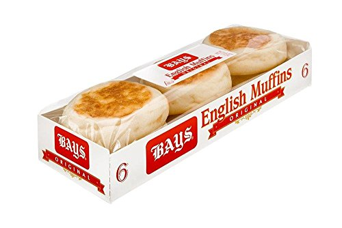 Bays, English Muffins, 6 ct, 12 oz (The Muffins)