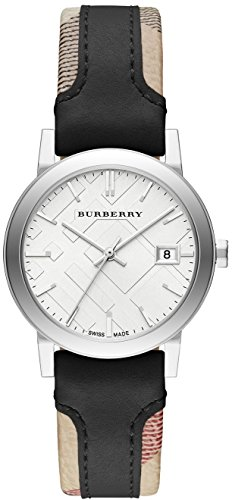 BURBERRY Ladies The City Mixed Media Watch bu9150
