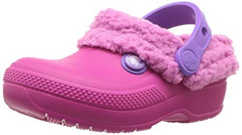 Crocs Classic Blitzen III Clog K Candy Party Pink, 2 M US Little Kid