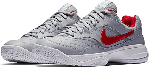 Nike University Chaussures Red De 010 Fitness Blanc Men Grey Wolf 845021 qIq8F