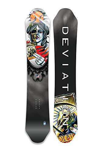 Deviation Ski & Snowboard Works The Joule 152 Freeride Boards