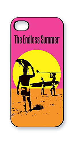 (Dimension 9 Slim 3D Lenticular Cell Phone Case for Apple iPhone 5 or iPhone 5s - Endless Summer Bruce Brown)