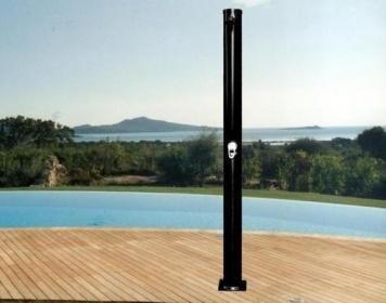 Doccia solare da litri per esterno amazon giardino e