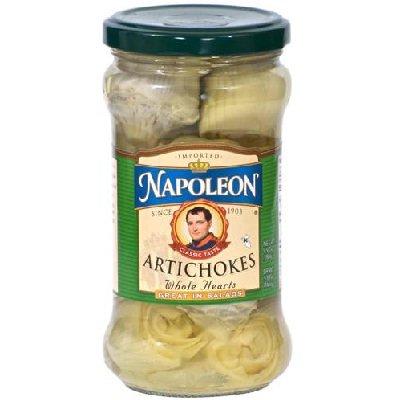 Napoleon Whole Artichokes, 9.9 Ounce