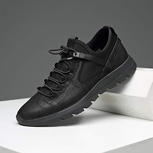 Sport Hommes de de Respirantes Chaussures Chaussures de Hasag Chaussures Sport black pour Hommes Sport Chaussures pour wavzfq6