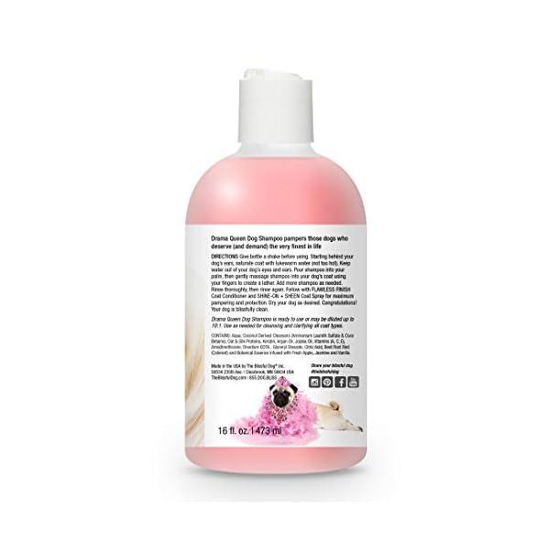 The Blissful Dog Drama Queen Dog Shampoo 3