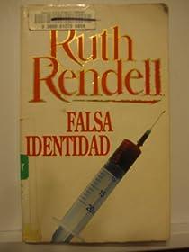 Falsa identidad par Rendell