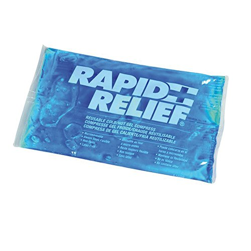 🥇 Rapid Relief compresa reutilizable