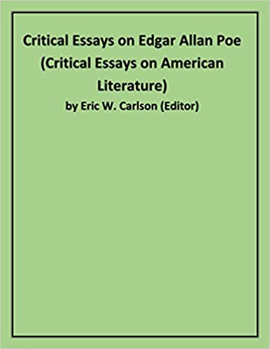amazon com critical essays on edgar allan poe critical essays on  critical essays on edgar allan poe critical essays on american literature
