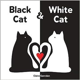 Amazon Com Black Cat White Cat 9781492637813 Garralon Claire Books