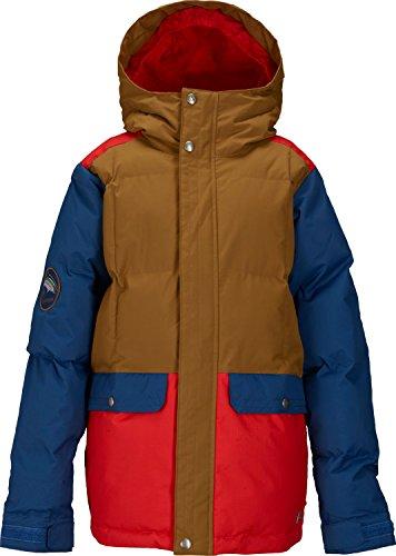 Burton Tundra Puffy Snowboard Jacket Kids SZ M (Jacket Snowboard Warmest)
