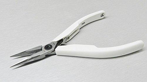 LINDSTROM 7890 PLIERS, SNIPE NOSE, (Lindstrom Chain Nose Plier)