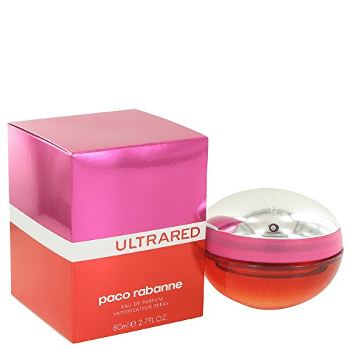 Ultrared FOR WOMEN by Paco Rabanne - 2.7 oz EDP Spray