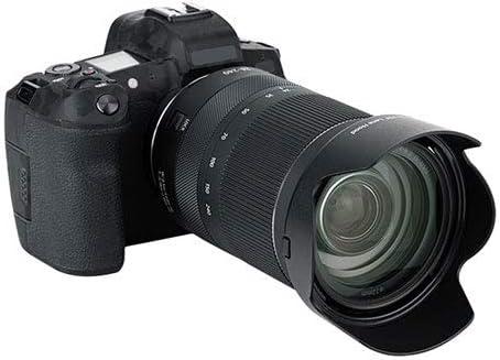 Cap Replaces EW-78F JJC LH-78F Lens Hood Shade for Canon RF 24-240mm f//4-6.3 is USM Lens Circular Polarizer Filter