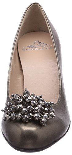 Diavolezza Ediana, Women's Closed Pumps Grey (Grey 42 (9)_grey)