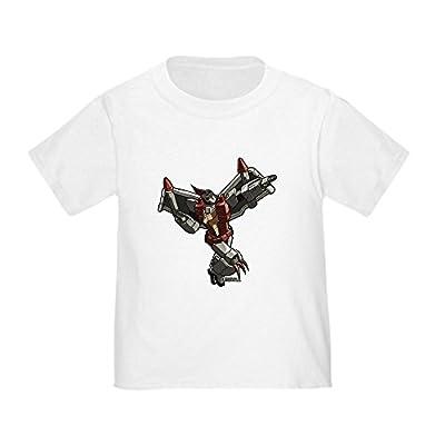 CafePress Transformers Swoop T-Shirt - Cute Toddler T-Shirt, 100% Cotton