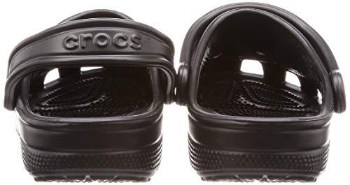 Pictures of Crocs Men's Classic Comfort Clog Black 11 M US 8 M US 2