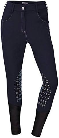 Grip Genoux Harcour Pantalon Costa Blanc Taille 40