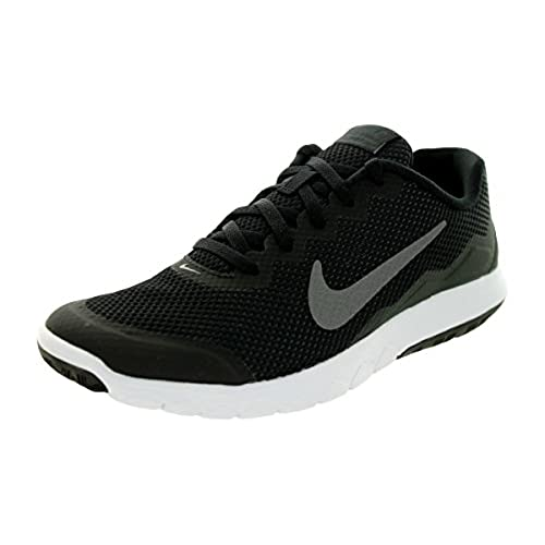 los angeles 3f365 9090d delicate Nike Men s Flex Experience RN (Black Mtlc Drk Gry Anthracite White