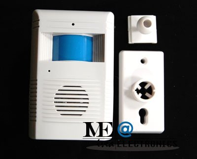 Motion Sensor Wireless Entry Alarm With Door Bell Chime Buy Online