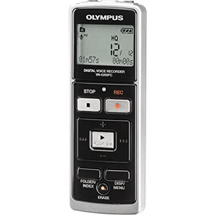 amazon com olympus digital voice recorder vn 6200pc electronics rh amazon com Olympus Vn 6200 Olympus Voice Recorder VN- 5200PC