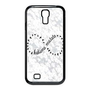 Hakuna Matata ZLB541593 Custom Phone Case for SamSung Galaxy S4 I9500, SamSung Galaxy S4 I9500 Case