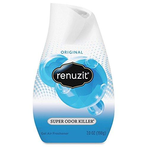 Renuzit Adjustables Super Odor Killer, Original Scent, 7 Oz, 12-pack - Henkel Wrap