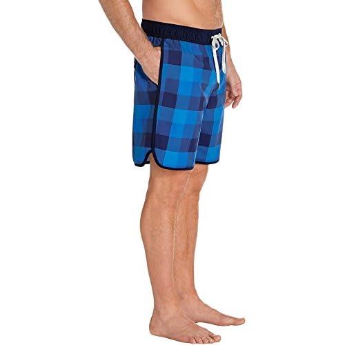 bada4cf6ea7 60%OFF Coolibar UPF 50+ Men s Barrow Swimming Trunks - Sun Protective