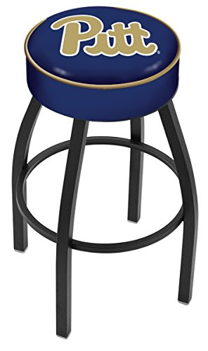 NCAA Pitt Panthers 30'' Bar Stool by Covers by HBS