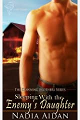 Sleeping with the Enemy's Daughter: A Reverse Harem Romance (Downing Brothers Book 1) Kindle Edition