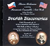 Dvorak Discoveries / Octet-Serenade Op 22
