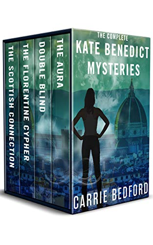 Complete Kate Benedict British Mysteries ebook product image