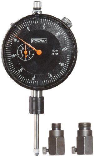 Fowler full warranty Timing Gage, 2 Adapters 14mm and 18mm Diameter, 52-520-747 - Timing Gauge