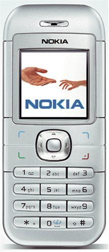 NOKIA 6030 T-MOBILE MYFAVES GSM CELL (T-mobile Myfaves Cell Phone)