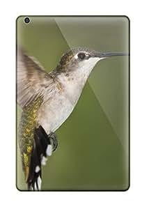 Premium MYRiAkO4522Apobk Case With Scratch-resistant/ Hummingbird Texas Bird Animal Bird Case Cover For Ipad Mini/mini 2