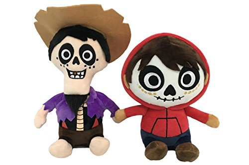Miguel Rivera and Hector Rivera Coco Toy Plush-Miguel Rivera & Hector Rivera