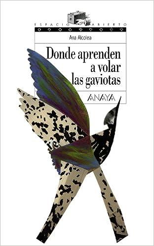 Donde aprenden a volar las gaviotas Literatura Juvenil A Partir De 12 Años - Espacio Abierto: Amazon.es: Ana Alcolea: Libros