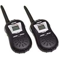 Cobra MicroTalk FRS1102 2-Mile 14-Channel FRS Two-Way Radio (Pair) (Midnight Frost)