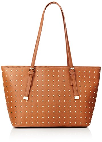 Aldo Berretti Shoulder Bag Tan One Size