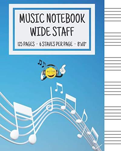 blank sheet music - 5